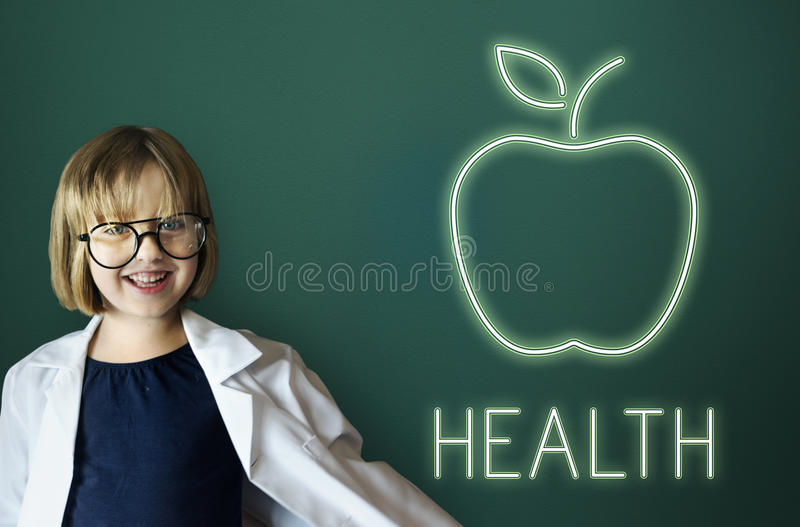 Health Nutrition Apple Healthy Eating Organic Concept stock images