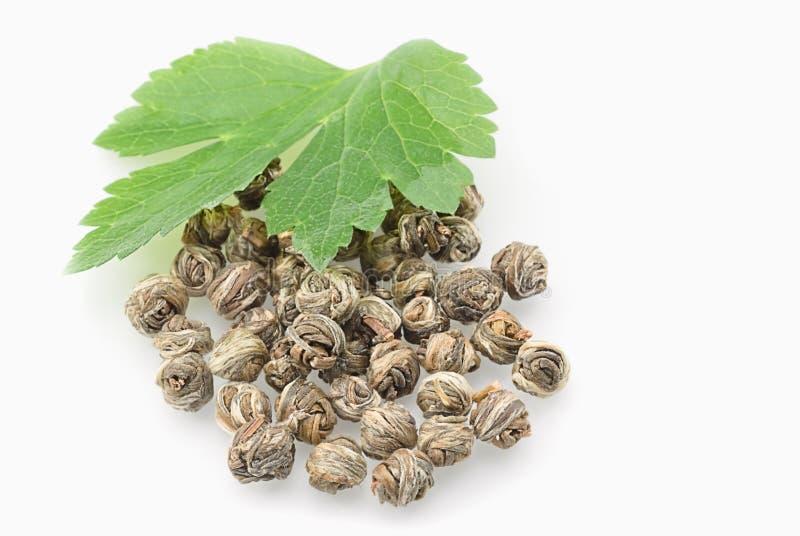 Health organic. Healthcare- green tea. Aromatherapy petal stock image
