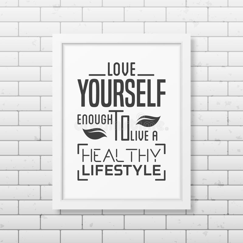Download Health Quote. Typographical Poster. Stock Vector   Illustration Of  Quote, Inspirational: