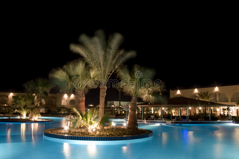 Health resort royalty free stock images