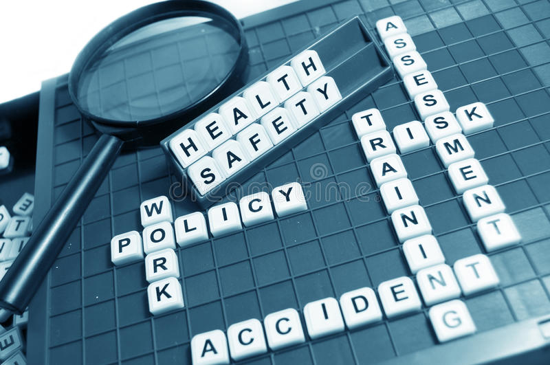 Health and safety stock photos