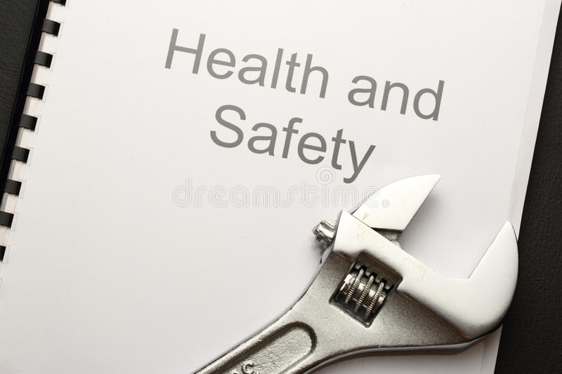 Download Health and safety register stock image. Image of closeup - 27544441