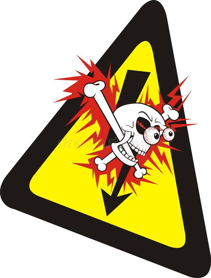 Download Health And Safety - Warning Sign Stock Vector - Image: 23056154