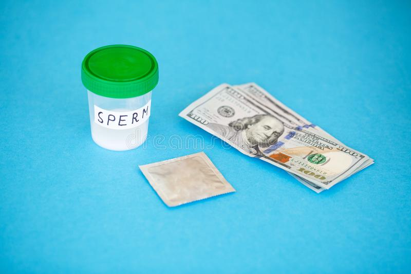 Health. Sample sperm. Donor Sperm Close Concept of Bank Sperm. S stock images