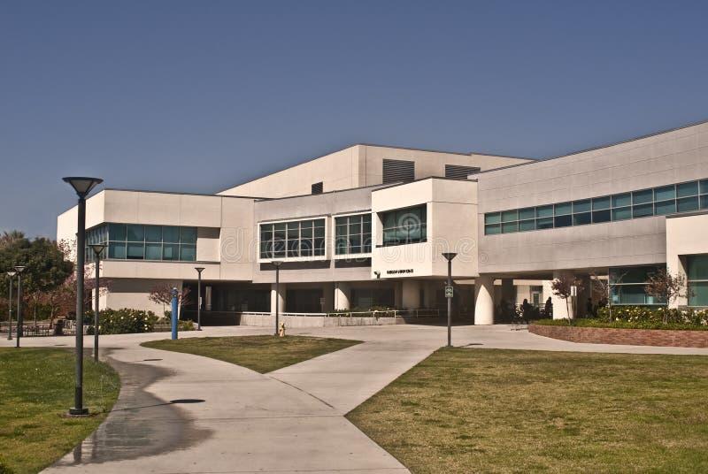 Health Science Building at CSU Fullerton stock photo