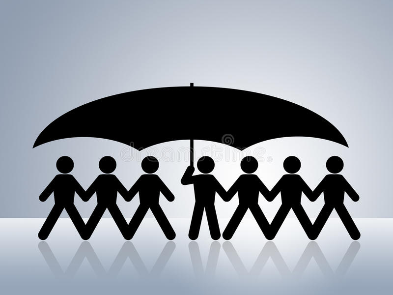 Health or social protection insurance and safety