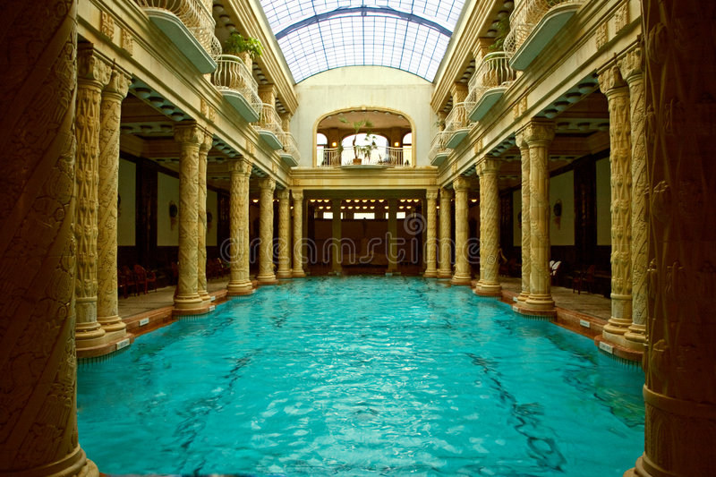 Download Health Spa Pool Europe stock photo. Image of budapest - 3841756