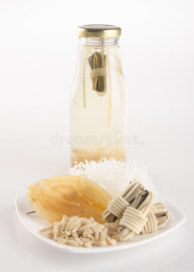 Health tea or Chinese medicine health tea on background. Health tea or Chinese medicine health tea on background royalty free stock image