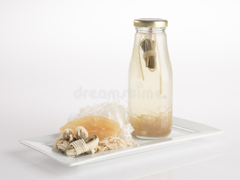 Health tea or Chinese medicine health tea on background. Health tea or Chinese medicine health tea on background stock photography