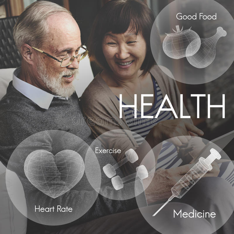 Health Wellbeing Wellness Vitality Healthcare Concept. Health Wellbeing Wellness Vitality Healthcare royalty free stock photo