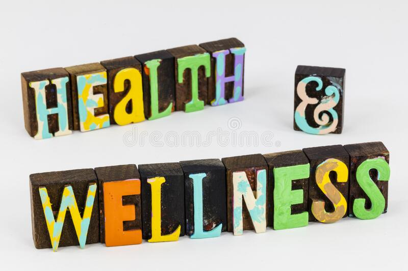 Health wellness fitness mind body soul spirit balance. Health wellness and physical fitness with mind body soul spirit balance.  Positive attitude lifestyle stock images