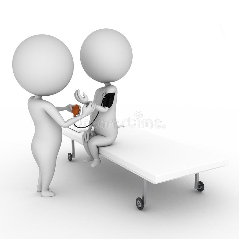 Download Healthcare stock illustration. Image of person, heart - 19208124