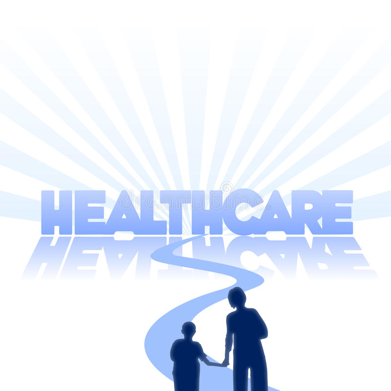 Download Healthcare Commercial Background Stock Vector - Image: 10599233