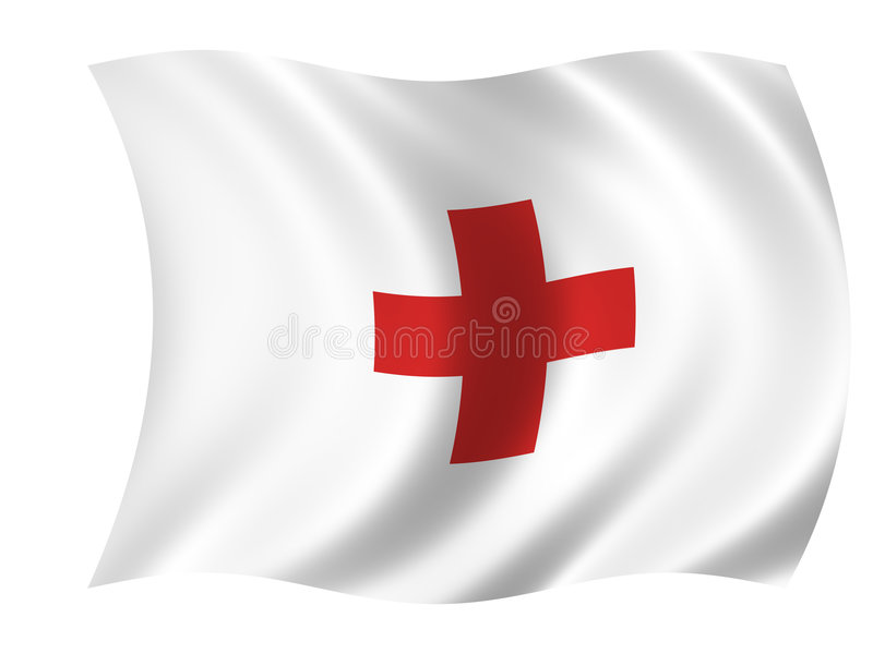 Download Healthcare flag stock illustration. Image of death, faith - 2420948