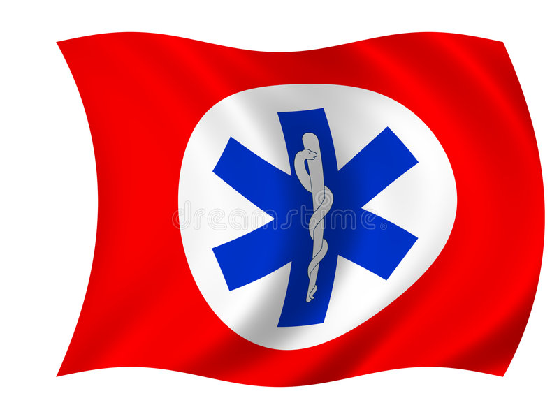 Download Healthcare Flag Royalty Free Stock Images - Image: 2420949