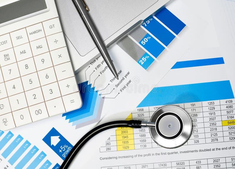 Healthcare review stock photos