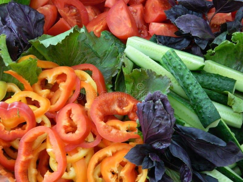 Healthful äta arkivbilder
