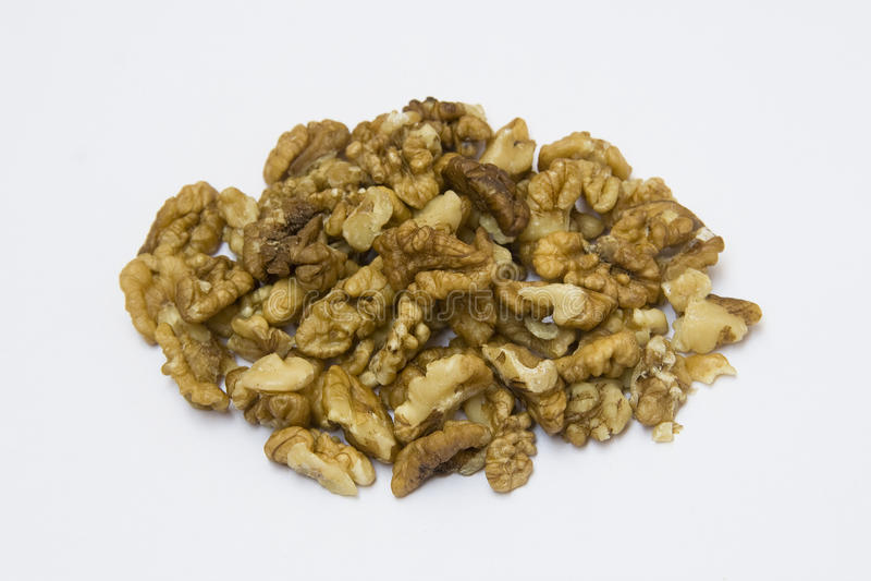 Healthful orzechy włoscy zdjęcia stock