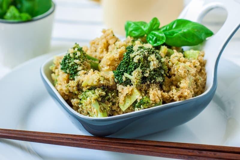 Healtht素食主义者食物 库存图片
