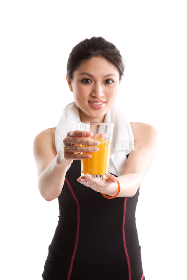 Download Healthy asian girl stock image. Image of pretty, active - 4924937