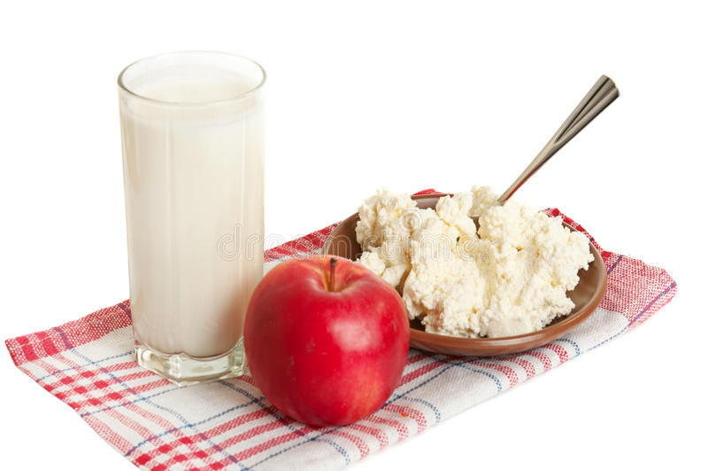 Healthy Breacfast Stock Photo