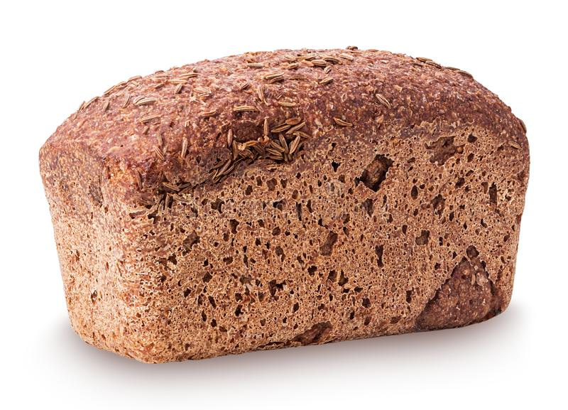 Healthy bread from sprouted grain stock images