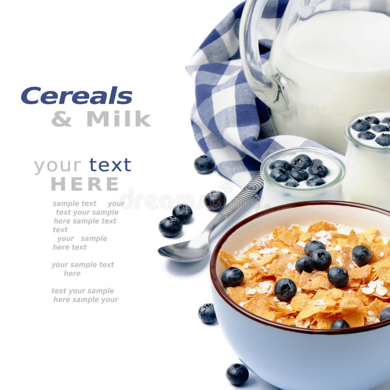 Download Healthy breakfast stock photo. Image of full, fiber, breakfast - 20885648