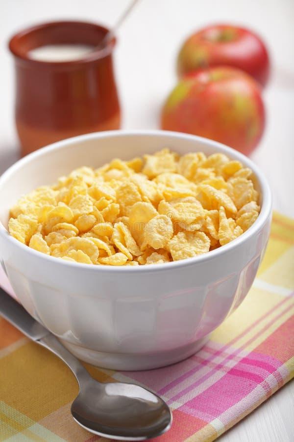 Healthy breakfast royalty free stock photo