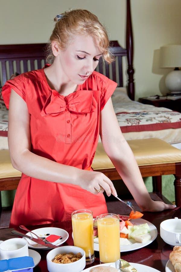 Download Healthy breakfast stock photo. Image of breakfast, attractive - 24374028