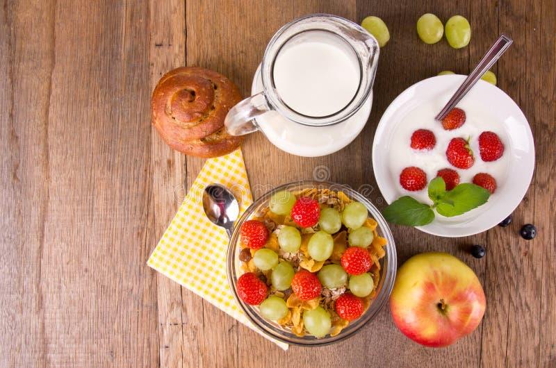 Download Healthy breakfast stock image. Image of healthy, breakfast - 25815493