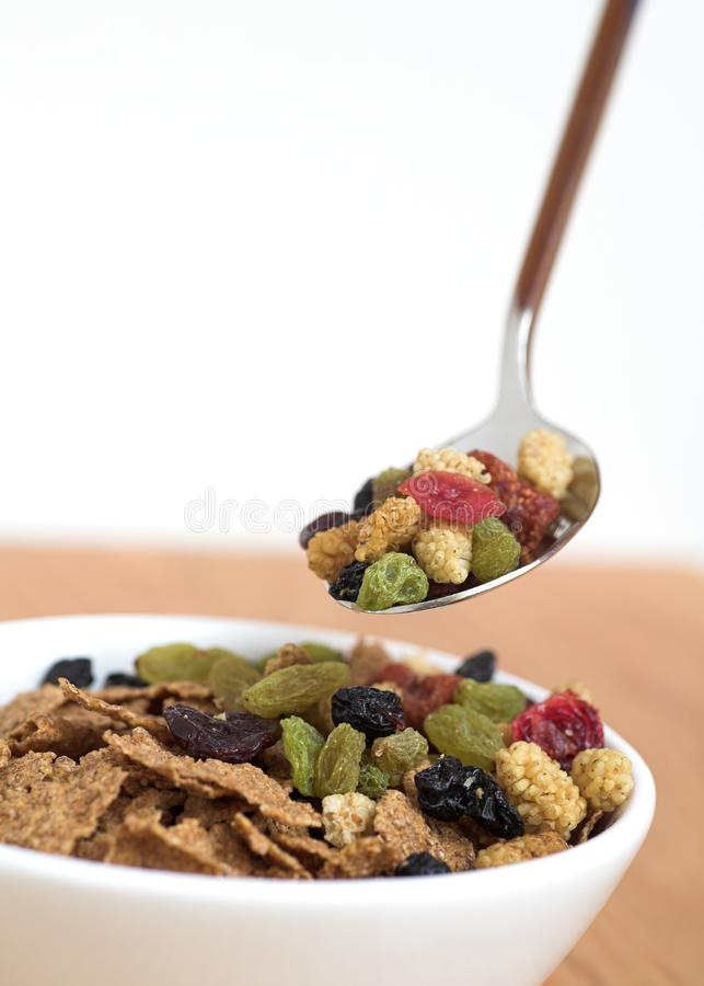 Healthy Breakfast Free Stock Photography
