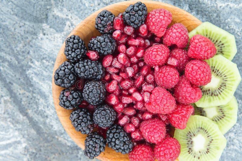 Download Healthy Breakfast Of Fresh Fruit Stock Photo - Image: 37687502