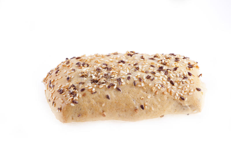 Download Healthy bred stock image. Image of loaf, organic, cereals - 12609363