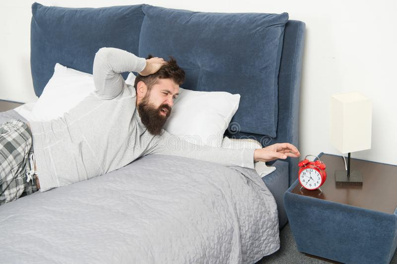 Healthy sleep concept. Sleep wake homeostasis keeps track of your need for sleep. Man sleep at home. During deep sleep. Healthy concept. Sleep wake homeostasis royalty free stock image