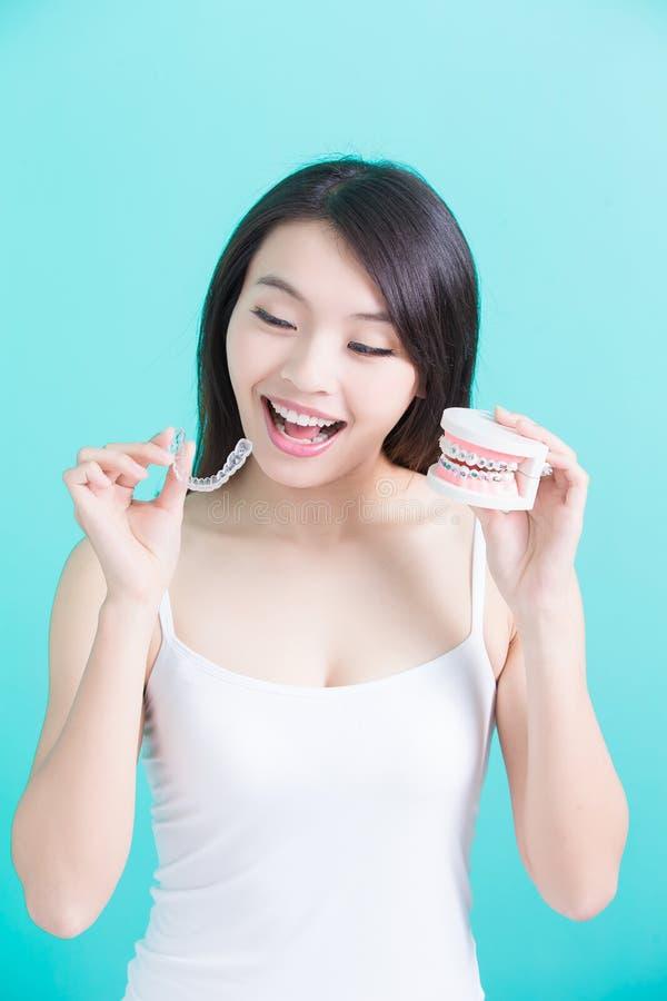 Healthy dental concept stock photos