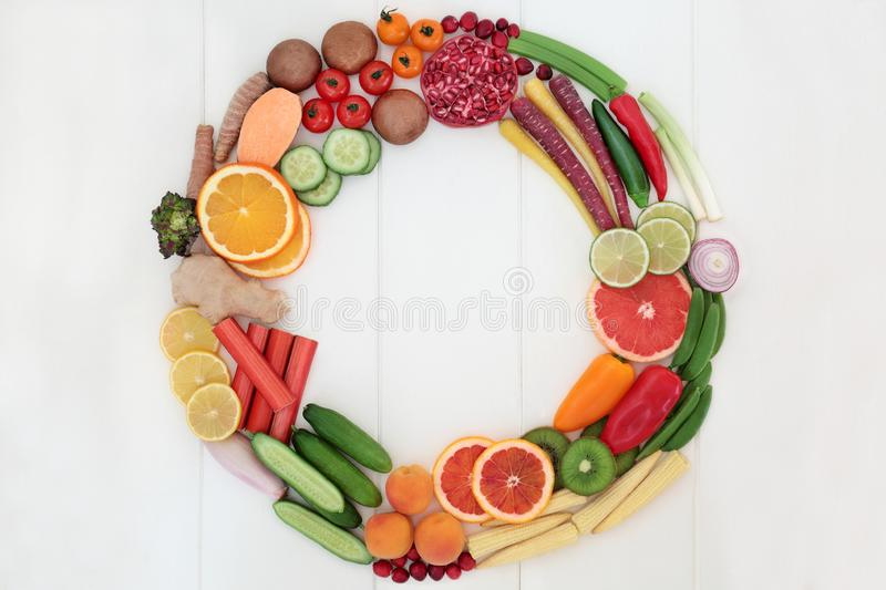 Healthy Diet Super Food stock photos