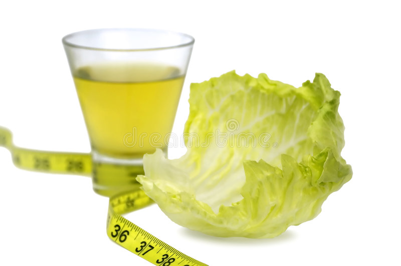 Healthy Dieting Royalty Free Stock Image