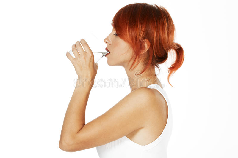 Healthy Drinking Stock Photos