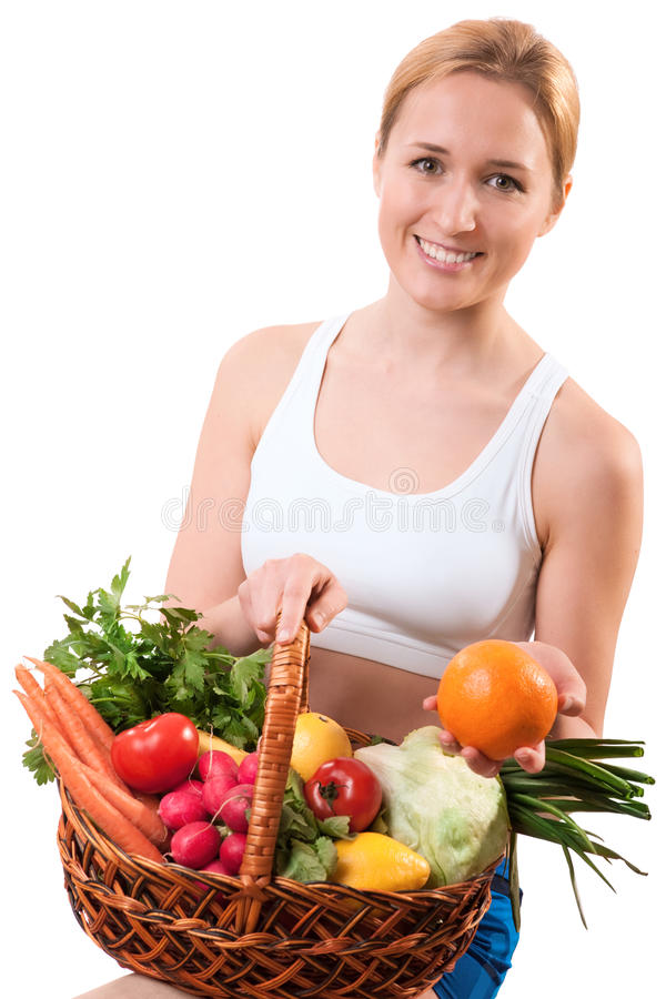 Healthy Eating Stock Image