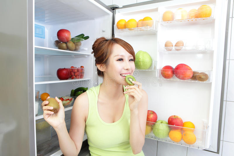 Download Healthy Eating Concept stock photo. Image of happy, bite - 33662096