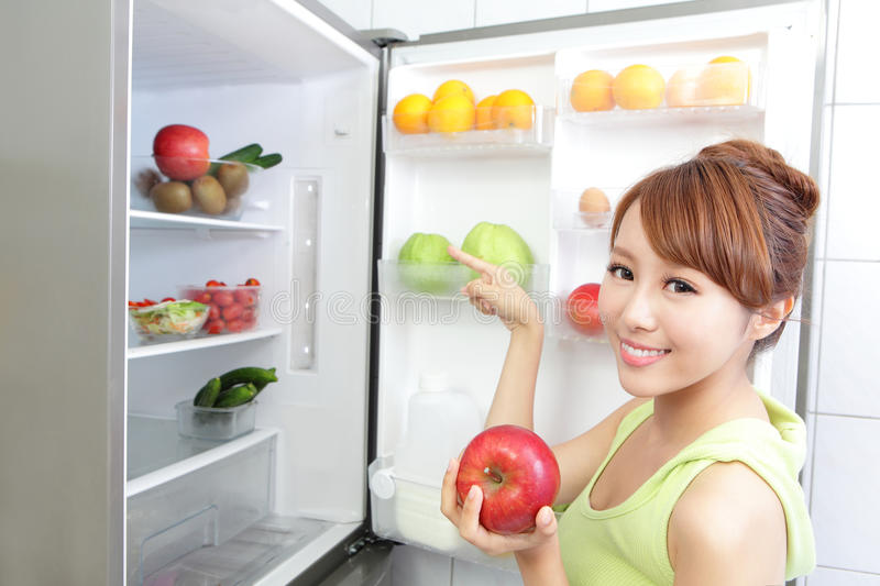 Download Healthy Eating Concept stock photo. Image of body, green - 33379198