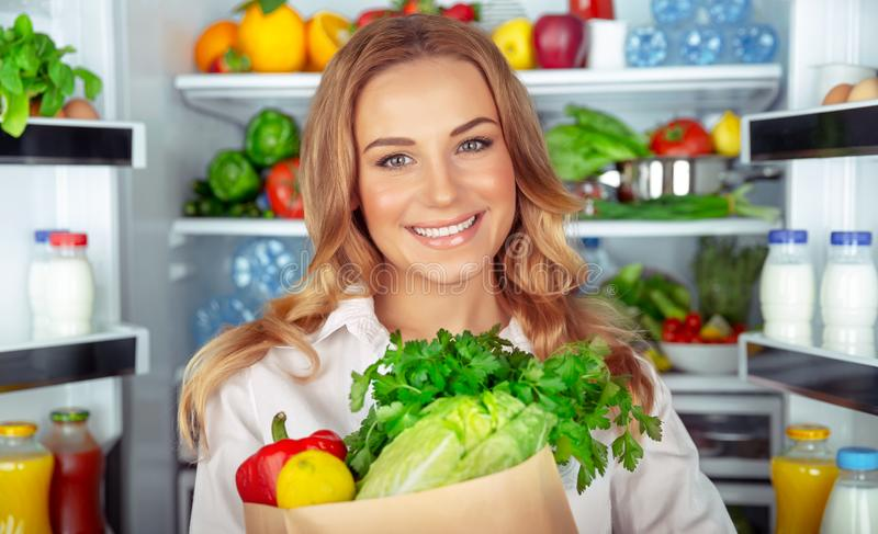 Healthy eating concept royalty free stock photography