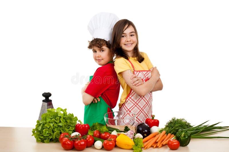 Healthy eating is OK stock image