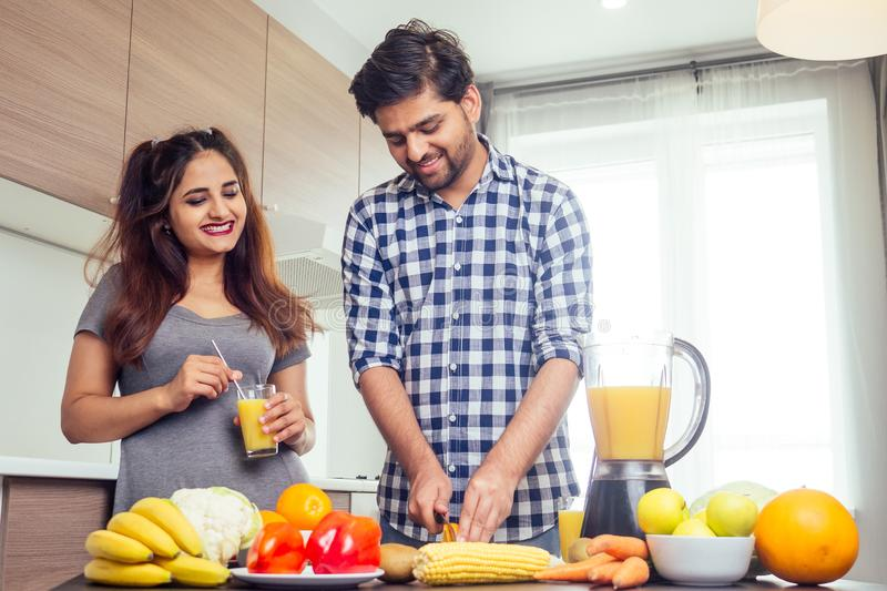 Young Indian Women Kitchen Stock Photos Download 467 Royalty