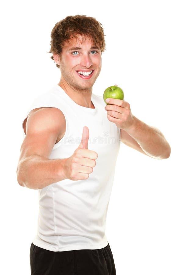 Healthy fitness man