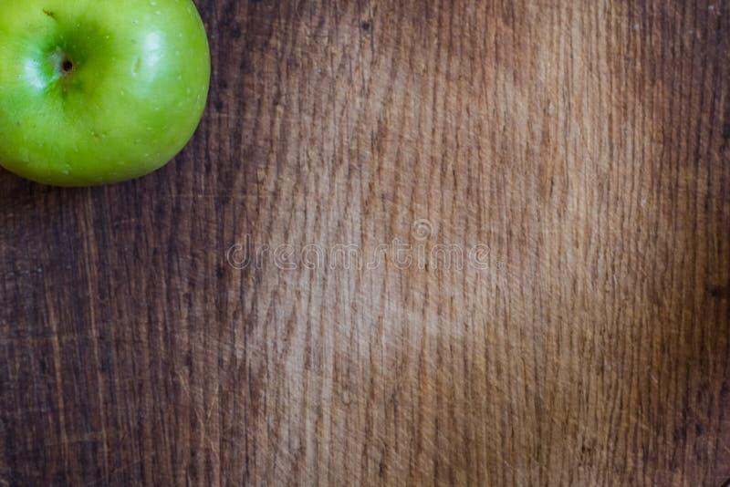 Healthy food. Apple stock photo