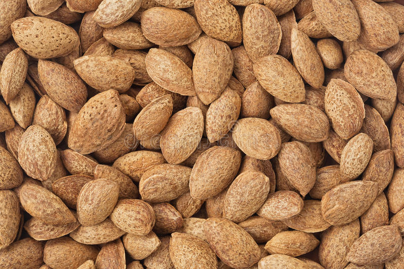 Download Healthy Food Background. Almond. Stock Image - Image: 25515695