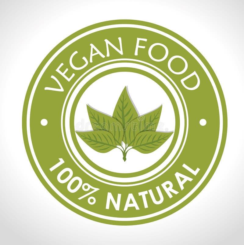 Healthy food design. Healthy food design, vector illustration eps 10 royalty free illustration