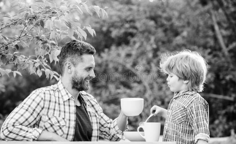 Healthy food. Family day bonding. they love eating together. Weekend breakfast. organic and natural food. small boy stock photos