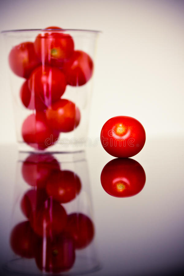 Download Healthy Food: Fresh Red Tomatoes Stock Photo - Image: 23264708